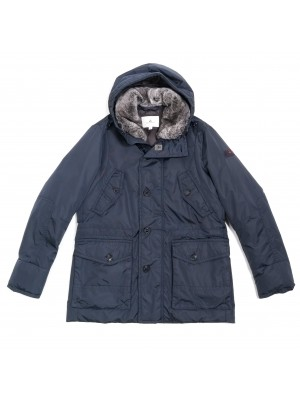 Peuterey Giaccone Parka Hasselblad OXF Fur