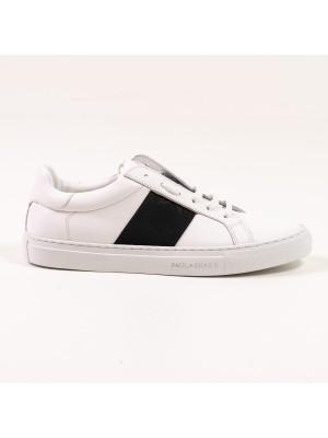 Paul&Shark Sneakers Bianco Banda Nera