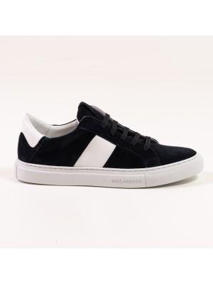 Paul&Shark Sneakers Blu Banda Bianco