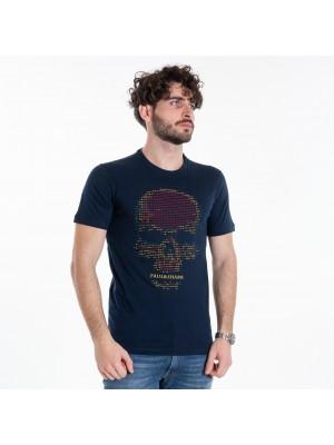 Paul&Shark T-Shirt Teschio Paul & Shark