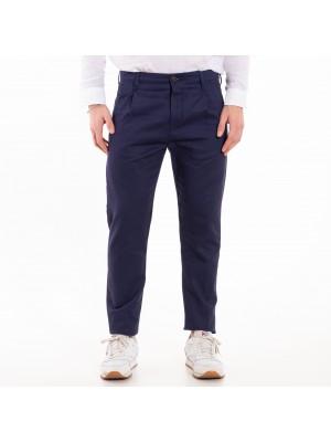 Fortela Pantaloni New Pences Blu