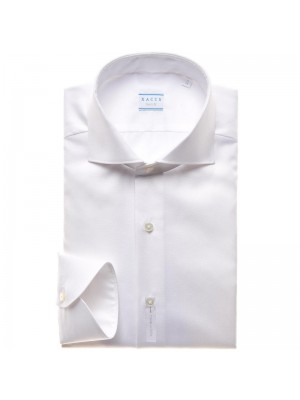 Xacus Permanent  Camicia Bianca Oxford  Tailor Travel