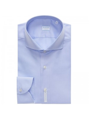 Xacus Permanent  Camicia Celeste  Oxford Tailor Travel