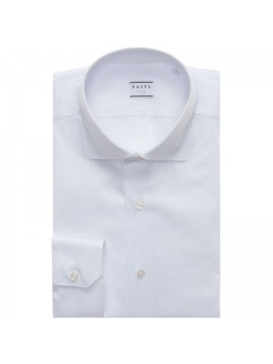 Xacus Permanent Camicia Popeline Stretch Slim
