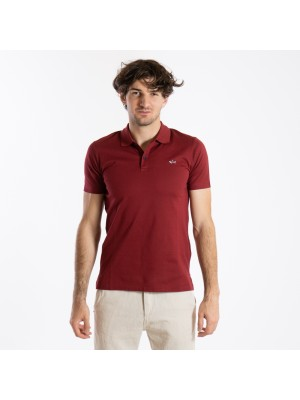 Paul & Shark Polo Always Bordeaux