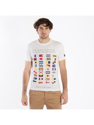 Paul & Shark T-Shirt Archivio 1981