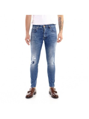 DON THE FULLER Jeans Yaren FW323