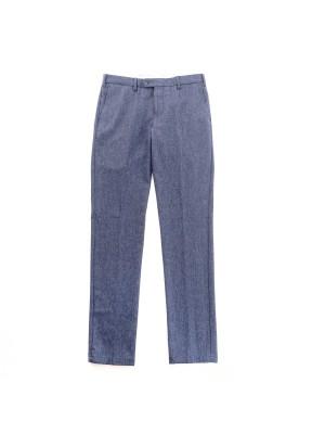 Germano Pantaloni Lana Tipo Tweed