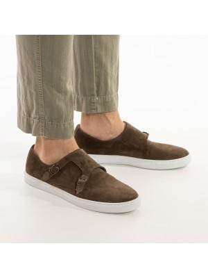 Manifatture Etrusche Sneakers Doppia Fibbia