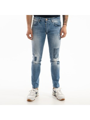 Don The Fuller Jeans San Francisco 408 Vernice