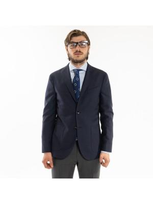 Boglioli Giacca K Jacket Lana Lino