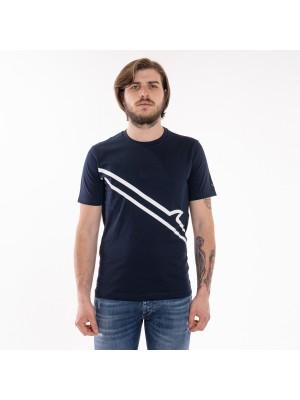 Paul&Shark T-Shirt Logo Ghost
