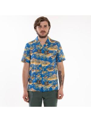 Altea Camicia Bowling
