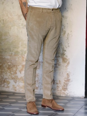 Fortela Pantaloni Pences 17 Velluto Millerighe