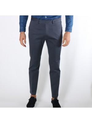 Grifoni Pantaloni Skinny Piombo