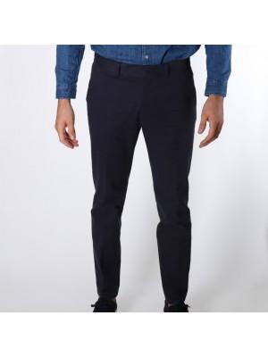 Grifoni Pantaloni Skinny Blu