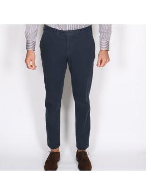 Germano Pantaloni Tricochino Blu