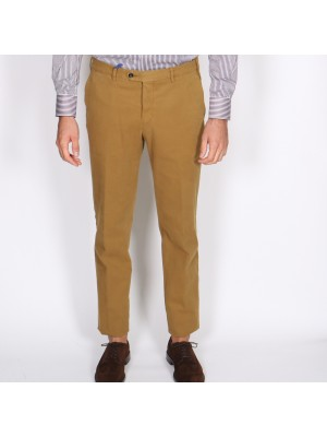 Germano Pantaloni Tricochino Senape