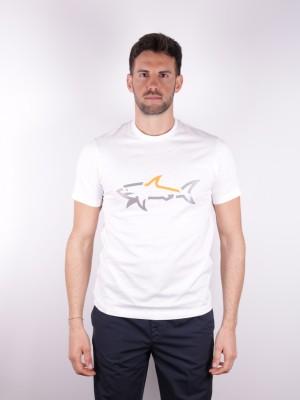 Paul&Shark T-Shirt Reflex Shark