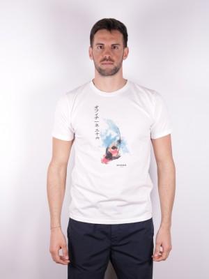 "Officina 36 T- Shirt ""Pesce Gatto"""