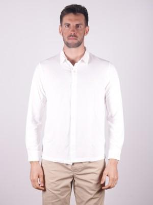 Altea Polo Camicia Connors CrepeBianco