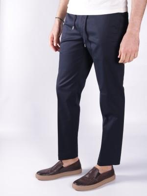 Grifoni Pantaloni Coulisse Slim