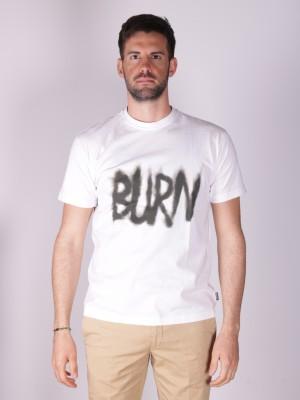 ASPESI T- Shirt  Burn