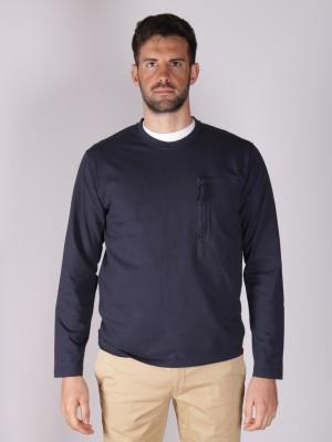 ASPESI T- Shirt Tasca Manica Lunga