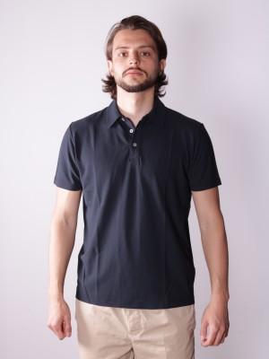 Altea Polo Smith Ice Cotton Jersey