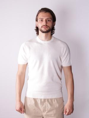 Drumohr Maglia T-Shirt Filo