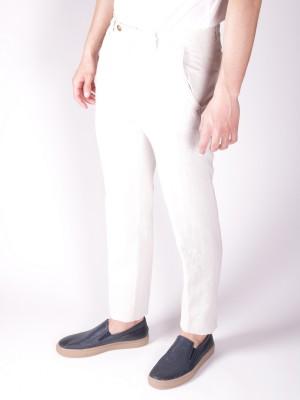 Officina 36 Pantaloni Lara Ghiaccio
