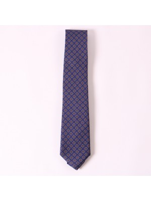 Altea Cravatta Armaturata Stampa Fiore
