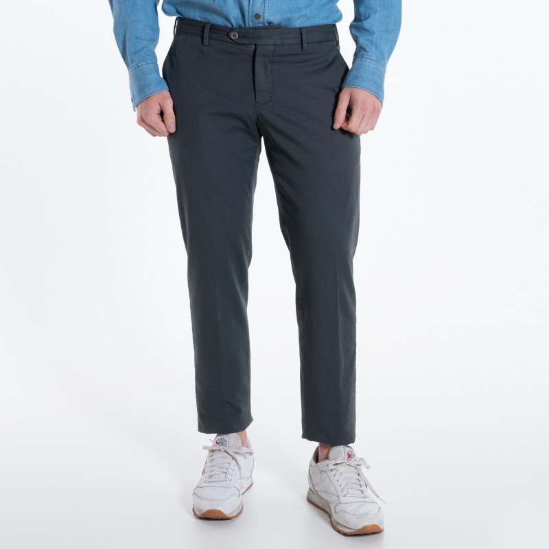 miglior valore sconto offerte esclusive Germano Pantaloni Canvas Lavato 174